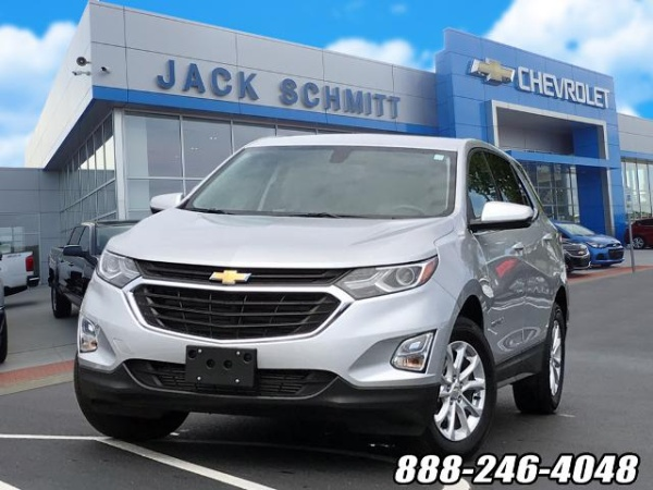 2019 Chevrolet Equinox in Wood River, IL