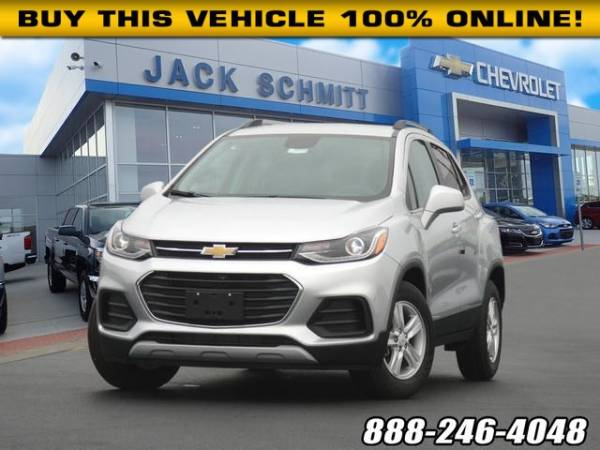 2020 Chevrolet Trax in Wood River, IL