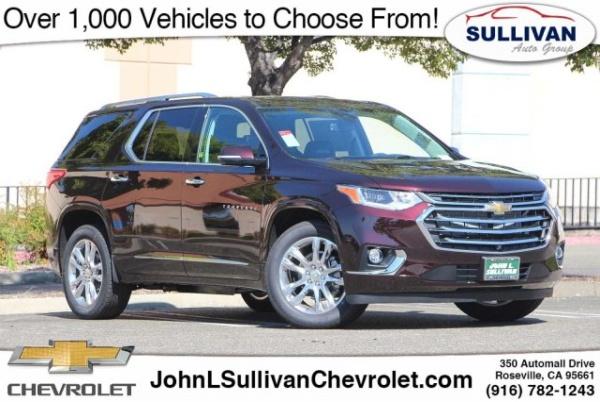 2020 Chevrolet Traverse in Roseville, CA