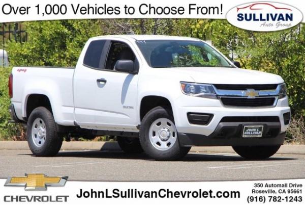 2019 Chevrolet Colorado in Roseville, CA