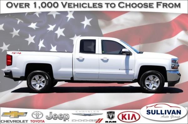 2019 Chevrolet Silverado 1500 LD in Roseville, CA