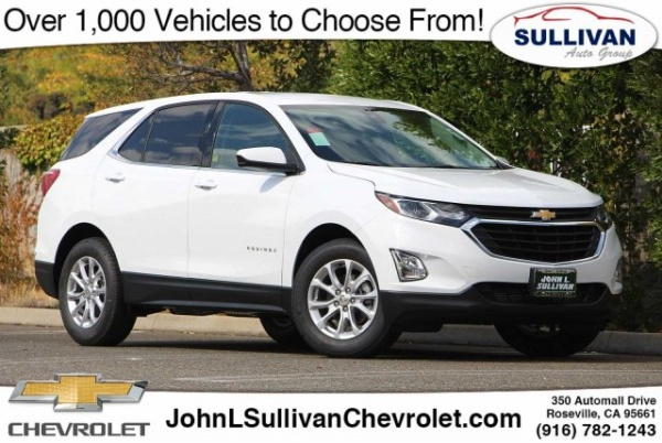 2020 Chevrolet Equinox in Roseville, CA