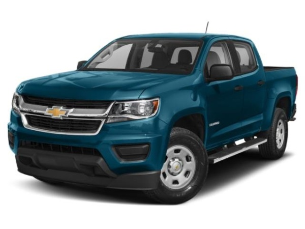 2020 Chevrolet Colorado in Roseville, CA