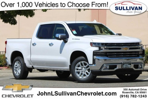 2019 Chevrolet Silverado 1500 in Roseville, CA