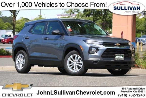 2021 Chevrolet Trailblazer in Roseville, CA