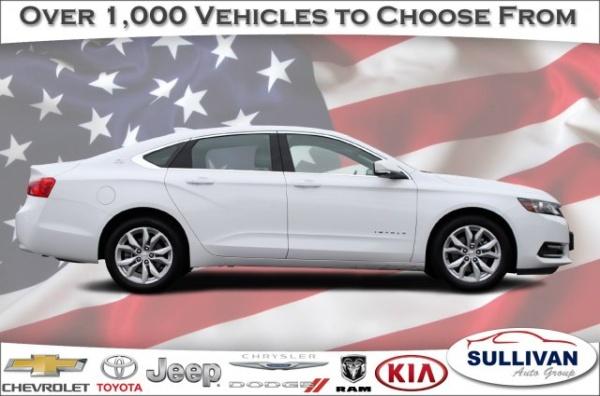 2019 Chevrolet Impala in Roseville, CA
