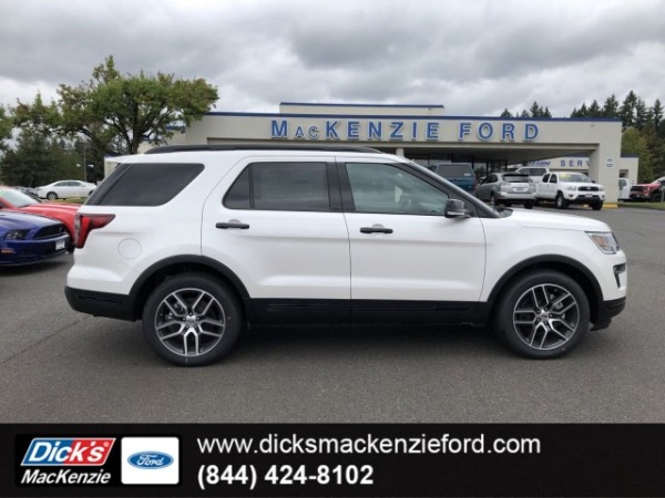 2019 Ford Explorer in Hillsboro, OR