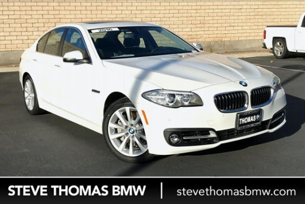 2016 BMW 5 Series in Camarillo, CA