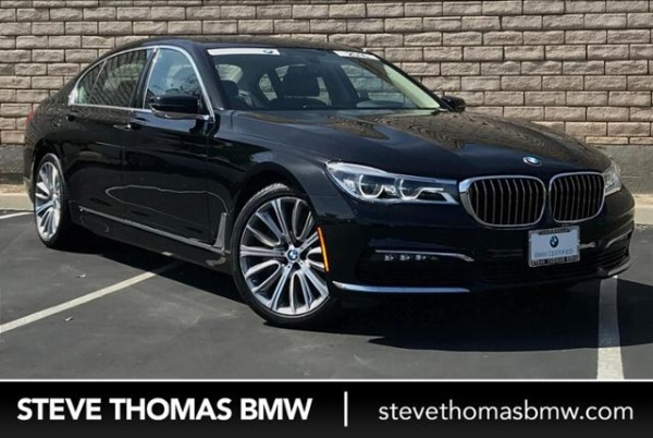 2016 BMW 7 Series in Camarillo, CA
