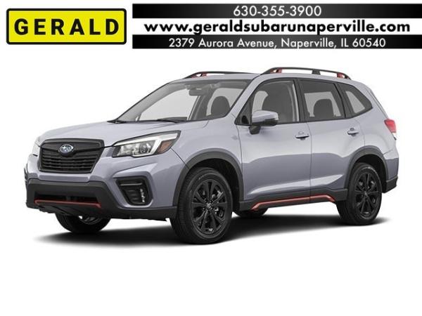 2020 Subaru Forester in Naperville, IL