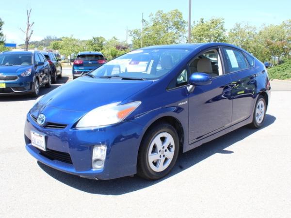 2010 Toyota Prius in Novato, CA