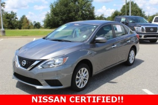 Attractive Used 2017 Nissan Sentra S CVT For Sale In Albany, GA
