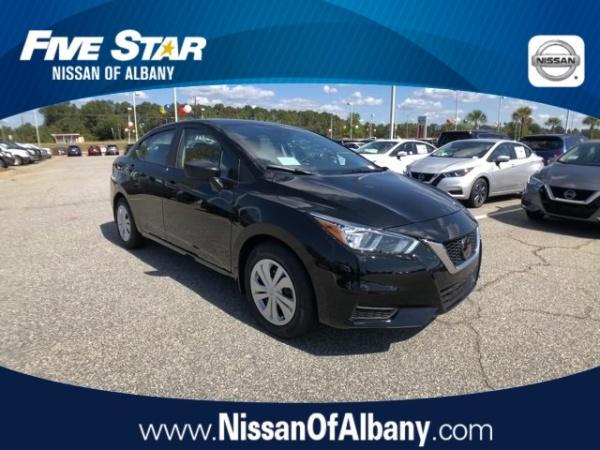 2020 Nissan Versa in Albany, GA
