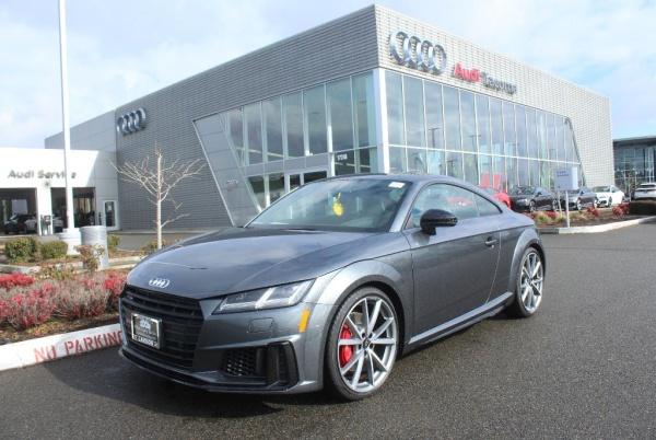 2019 Audi TTS 2.0T