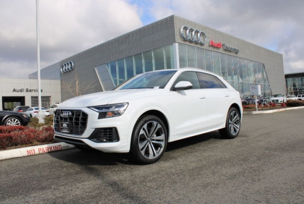 2020 Audi Q8 in Fife, WA