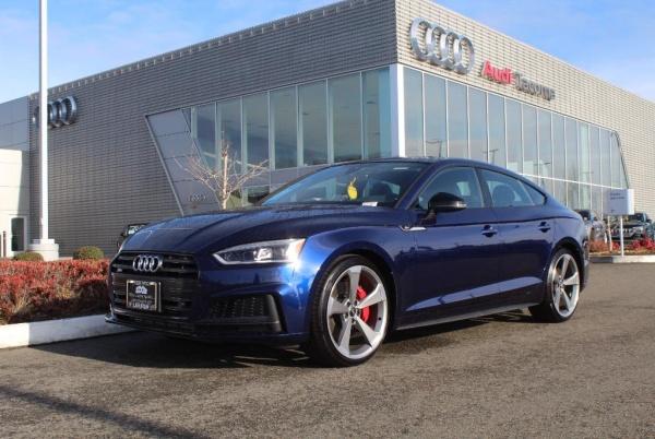 2019 Audi S5 in Fife, WA