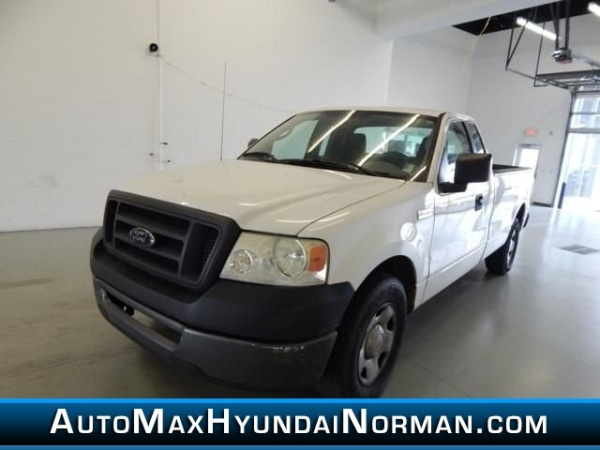 2008 Ford F-150 in Norman, OK