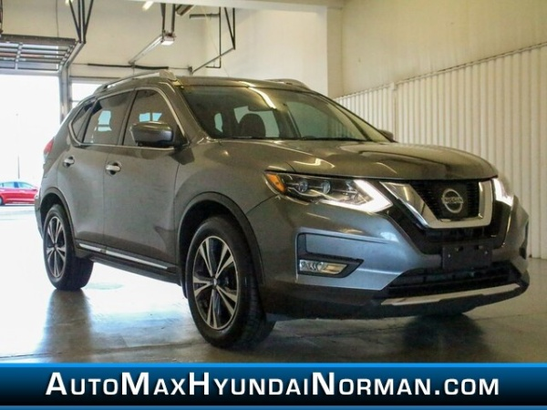 2017 Nissan Rogue in Norman, OK