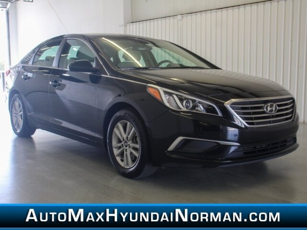 2017 Hyundai Sonata in Norman, OK