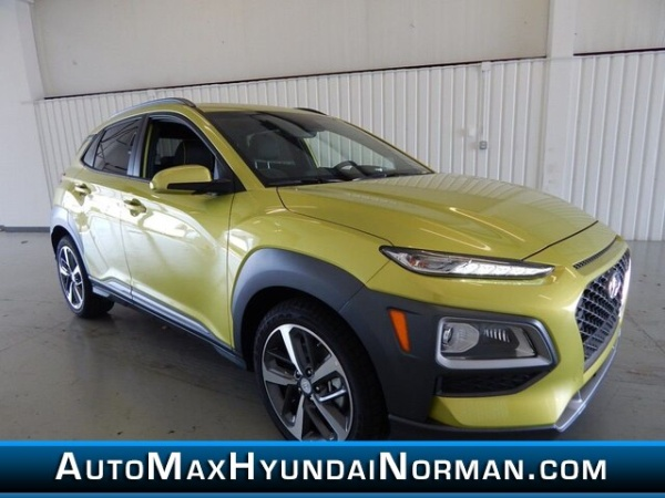 2019 Hyundai Kona in Norman, OK