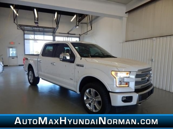 2017 Ford F-150 in Norman, OK