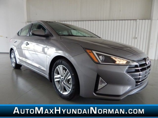 2020 Hyundai Elantra in Norman, OK