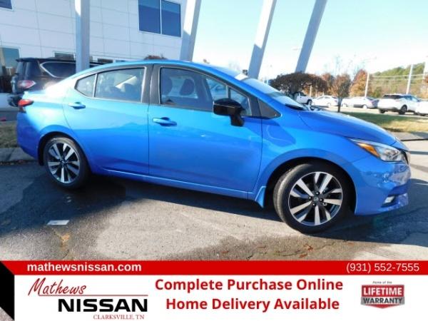 2020 Nissan Versa in Clarksville, TN