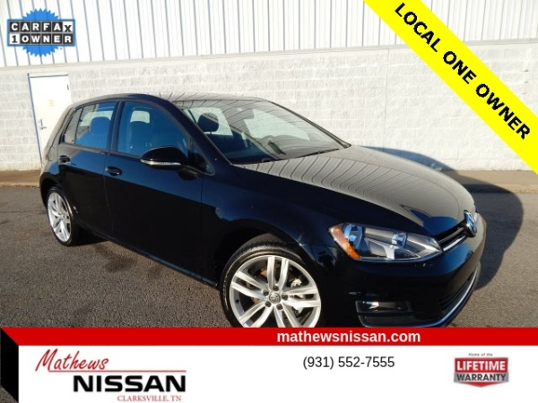2017 Volkswagen Golf in Clarksville, TN