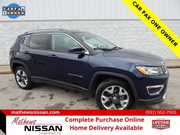 2018 Jeep Compass in Clarksville, TN