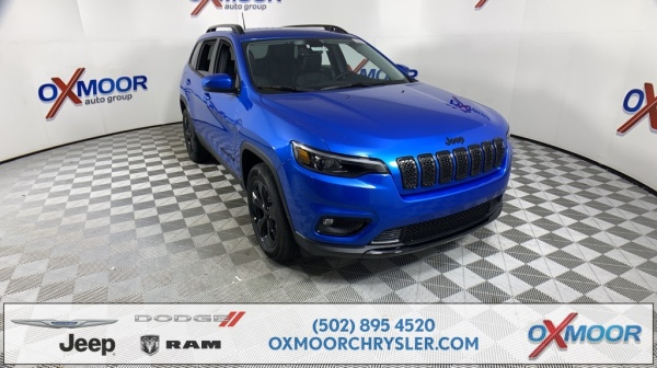 2020 Jeep Cherokee in Louisville, KY