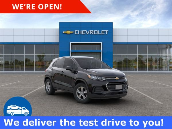2020 Chevrolet Trax in Hyannis, MA