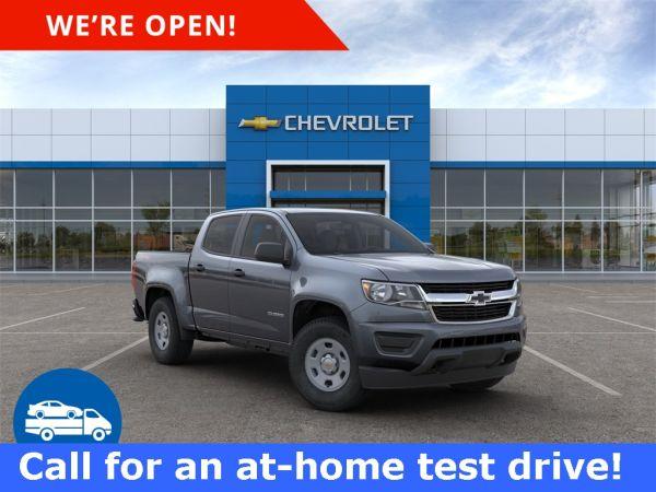 2020 Chevrolet Colorado in Hyannis, MA