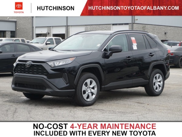 2020 Toyota RAV4 in Albany, GA
