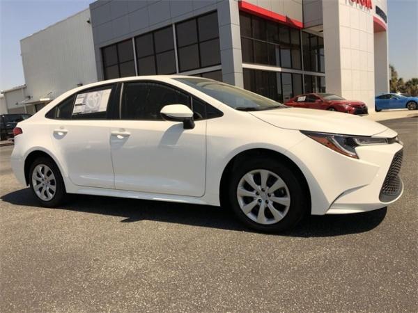 2020 Toyota Corolla In Albany Ga