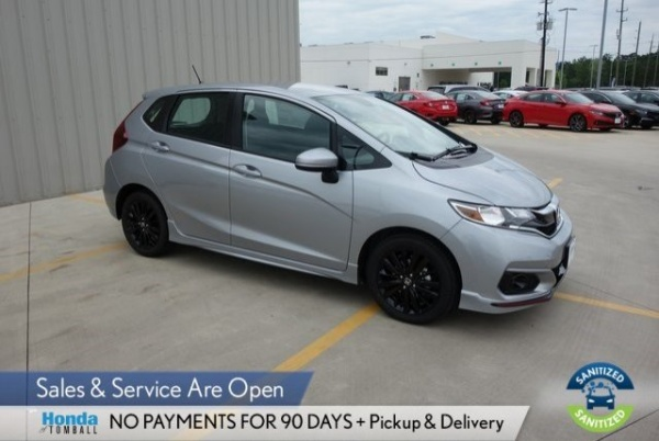 2020 Honda Fit in Tomball, TX
