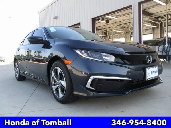 2019 Honda Civic in Tomball, TX
