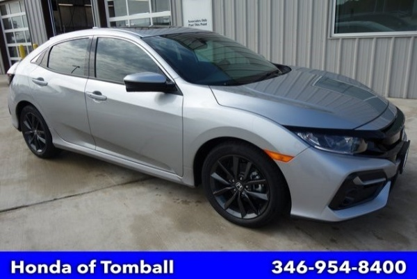 2020 Honda Civic in Tomball, TX