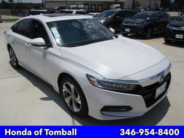 2019 Honda Accord in Tomball, TX