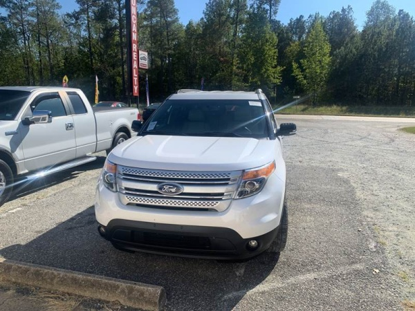 2012 Ford Explorer in Quinton, VA