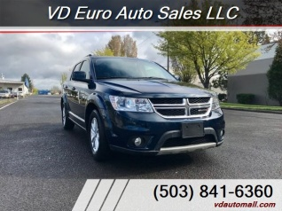 2017 Dodge Journey Sxt Fwd For In Portland Or