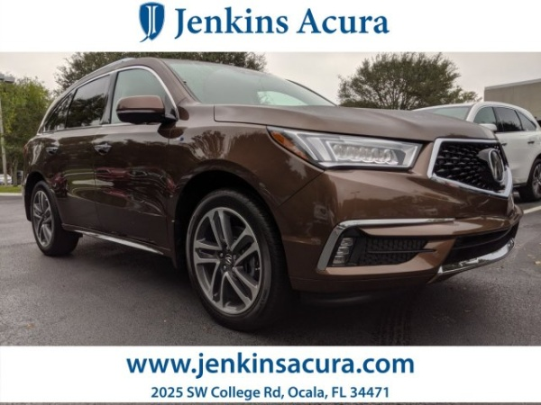 2020 Acura Mdx Sport Hybrid For Sale In Ocala Fl Truecar