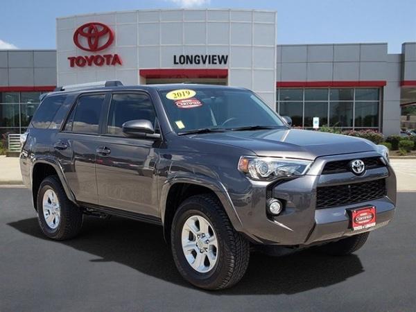 2019 Toyota 4Runner in Longview, TX