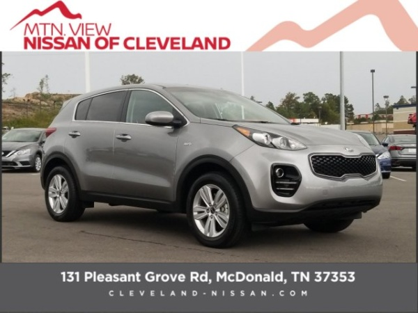 2019 Kia Sportage in McDonald, TN