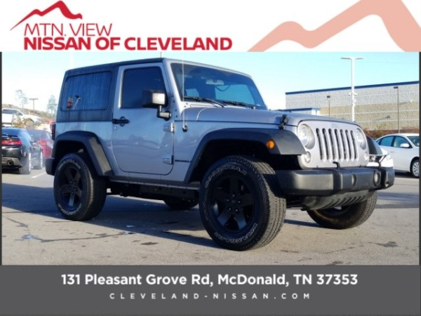 2017 Jeep Wrangler in McDonald, TN