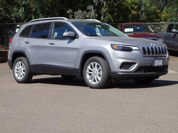 2020 Jeep Cherokee in San Diego, CA