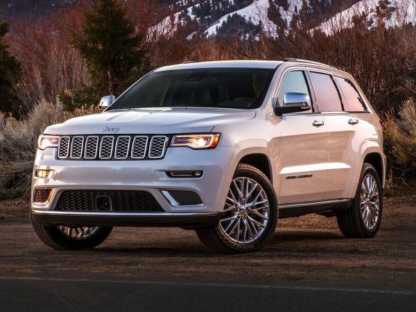 2020 Jeep Grand Cherokee in San Diego, CA