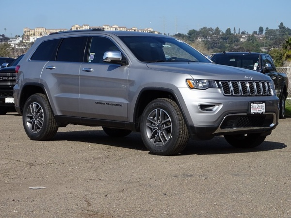 2020 Jeep Grand Cherokee in San Diego, CA