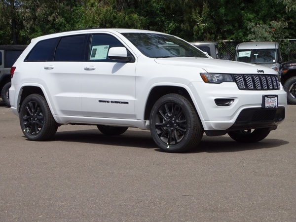 San Diego Jeep >> 2019 Jeep Grand Cherokee Altitude Rwd For Sale In San Diego