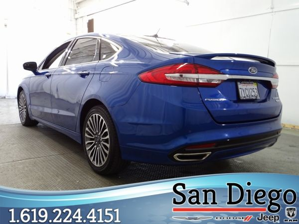 2017 Ford Fusion in San Diego, CA