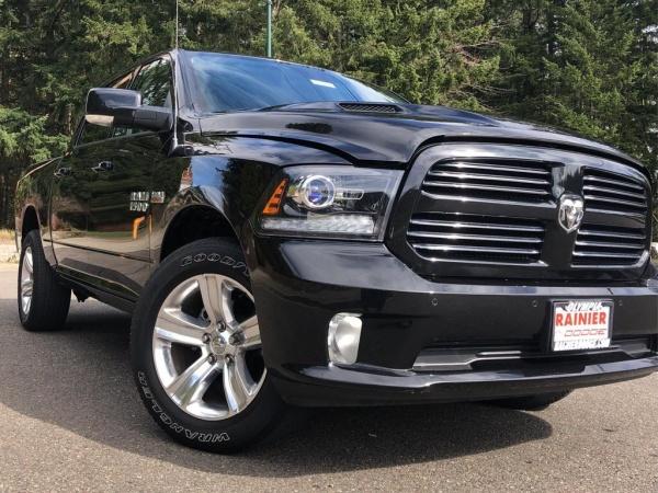 2017 Ram 1500 in Olympia, WA